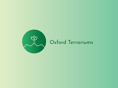 Oxford Terrariums - Logo minimal logo design minimal design minimal logo minimal nature design nature logo logo mark logo design logotype logodesign logo