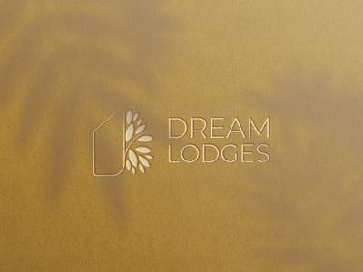 Dream Lodges - Logo brandidentity design logotype brand design visual identity minimal logo design branding logodesign logo