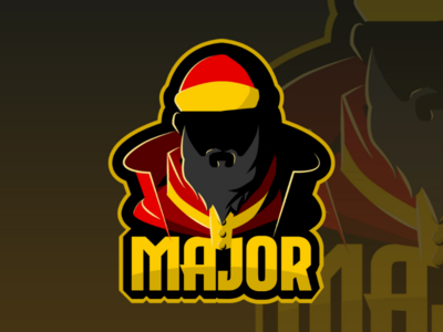 Major major logo gamer