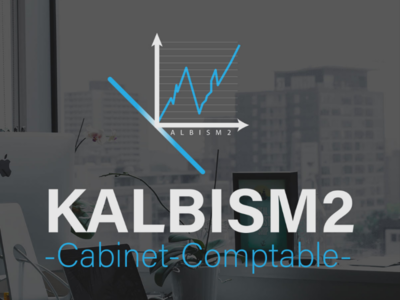 Kalbism2 acconting firm logo k