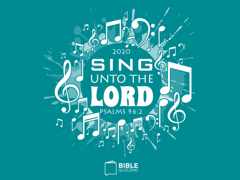 Bible Quizzing T-shirt screenprint vector art quiz design vector concept design bible design tshirt art