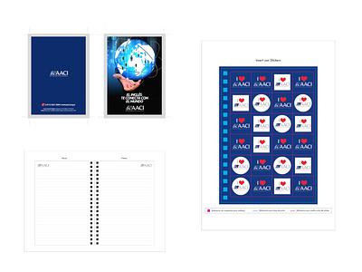 Diseño de cuaderno institucional design