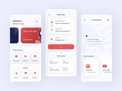 Super App Exploration uiux ui clean ui mobile mobile ui mobile design super app mobile