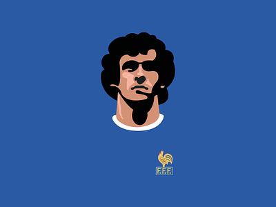 Platini Avatar art illustration avatar platini futbol footballgraphic footballgraphics ilustracion graphicdesign edits football footballdesign edicionfotografia diseñografico design