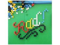 Rad Script (in Legos)