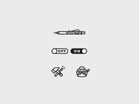 Icon Set for Me (a)