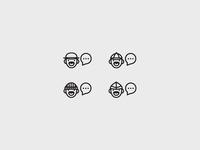 Icon Set for Me (b)