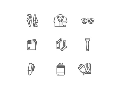Everyman Icon Set