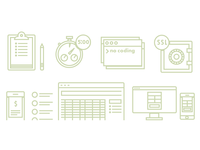 Feature Illustrations