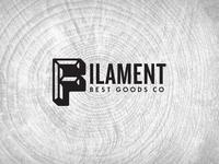 Filament brand mark