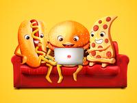 Fast food guys