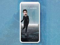 Drake + Pandora - Snaphat Lens instagram drake advertising social video story social media snapchat snap augmented reality ar