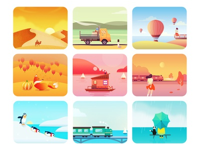 Weather Illustrations illustrations weather