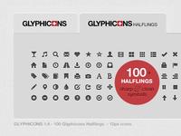 GLYPHICONS Halflings
