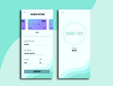 Daily UI 002 branding creditcardcheckout creditcard dailyui 002 dailyui ui design