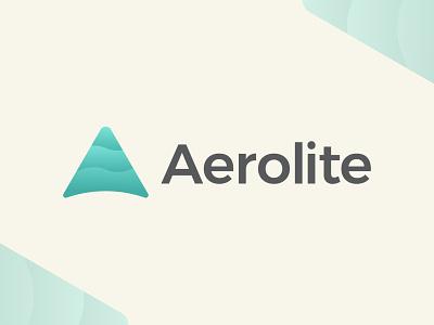 Aerolite gradient logo colorful logo abstract logo combination mark app design logo aerospace aero logo rocket logo logo designer minimal logo flat vector abstract logos app icon design branding logo logo design aerolite logo