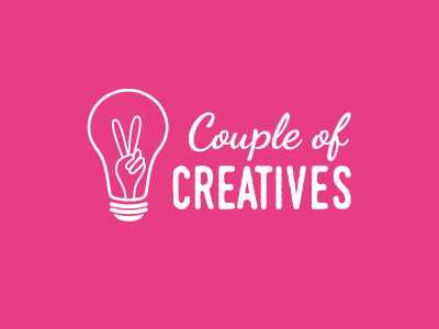Couple of Creatives - Logo Design logo