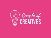 Couple of Creatives - Logo Design