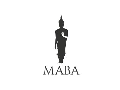 Mid-America Buddhist Association (MABA) - Logo Design logo
