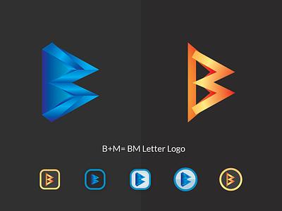 BM Lettering Logo m logo b logo logo design ideas new logo logo branding brand logo icon logo logo design logo app