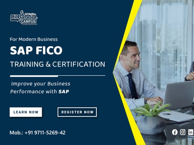 SAP FICO TRAINING IN NOIDA croma campus