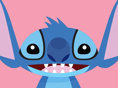 Stitch illustration
