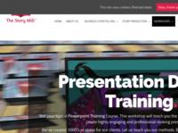 Powerpoint Training  Presentation Website I created