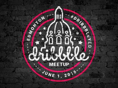 June Dribbble Meetup meetup designers canada alberta edmonton