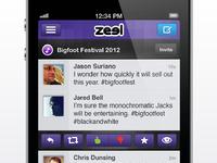 Zeel timeline