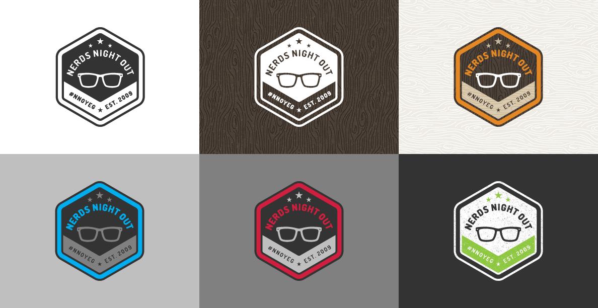 Logo variation spread