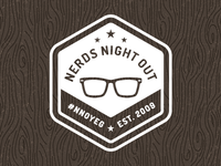 Nerds Night Out Logo