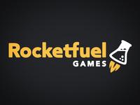 Rocketfuel Games Branding