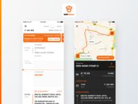 Sixt Driver App