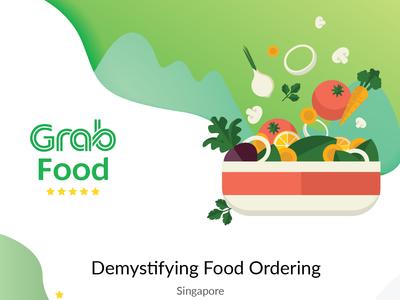 Grab Foods Order APP