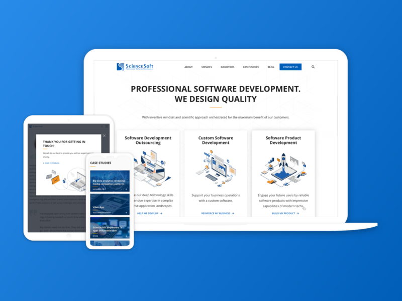 Corporate website corporate design web design web design ux ui