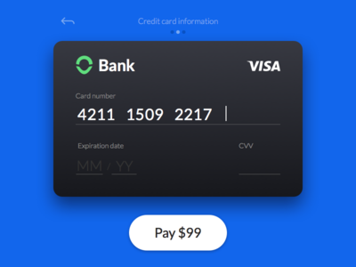 Credit сard сheckout ux ui process money checkout bank buy payment credit pay card dailyui
