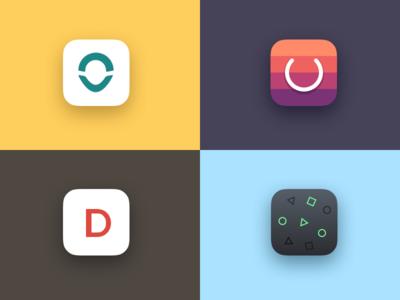 App icon iphone app icon ux ui 005 dailyui