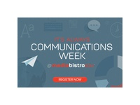 Commnunications week email banner