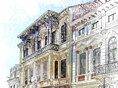 Bitola City Architecture