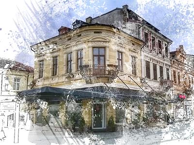 City of Bitola Architecture