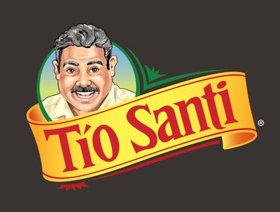 Tio Santi Character and Logo