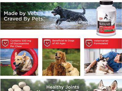 NutriVet Amazon Content Images