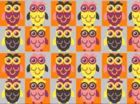 pattern owls pattern art pattern figma dailyui