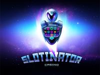 Slotinator logo