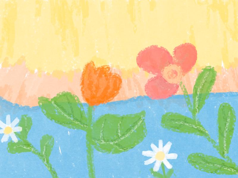 flower design illustration