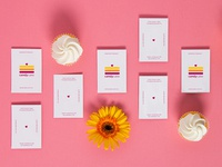 candycake business cards