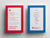 Value Cards for RubiconMD