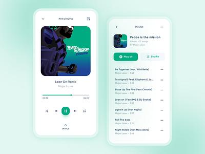 Music Player UI design uidesigner song player music dailyuichallenge dailyui uidesign uiux ui