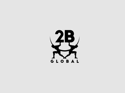 2 Brothers Global Logo logo design branding amblem logotype atlas logo