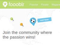 Foooblr web app